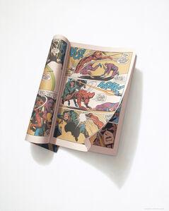 """Btop! Krak!"" Daredevil Vol. 1, No. 29, June 1967"