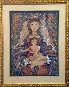 Virgen y Nino (Virgin and Child)