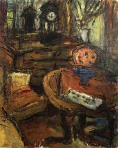 Interior Scene- Szentendre