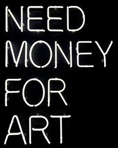 Need Money for Art