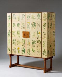 """Cabinet """"Flora"""" for Svenskt Tenn"""