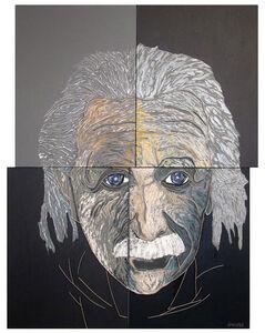 Albert Einstein Squared