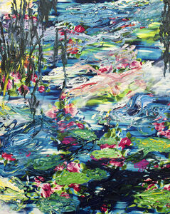 Water Lilies (after Monet)