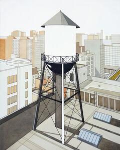 Watertower Outside Studio