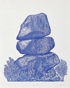 Domboremari (Blue)