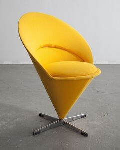 "Chair K1 or ""Cone Chair"""