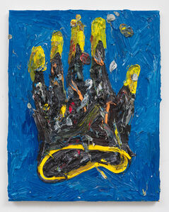 Paint Glove (Blue)