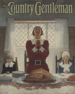 Country Gentleman (An Early Thanksgiving)
