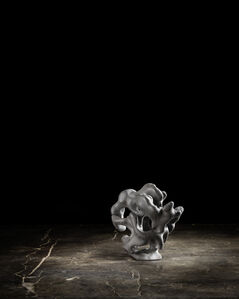 Clay Lingbi Stone in Palm 掌心靈壁 #4