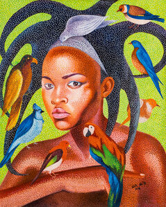 La beauté africaine attire le monde