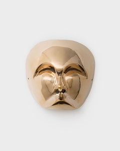 Folk Figure Mask (edition of 12 + 3 AP)