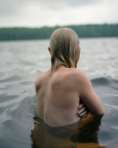 Untitled (Fiona in water)