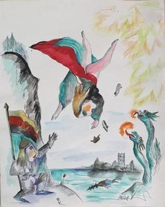 Fighting the dragons (Lorelei)