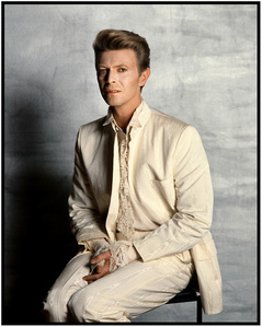 David Bowie, McGee Studios (As seen in National Portrait Gallery)