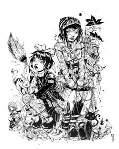 Miyazaki Bad Girl's Club Part II