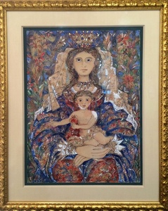 Virgen y Nino (Virgin and Child)