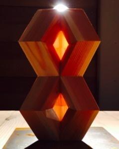Detroit Crystal Monolith