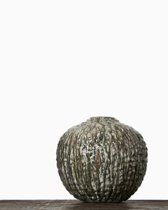 Greywhite Moonjar #1897