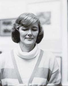 Congresswoman Pat Schroeder, Democrat, Colorado, 1987