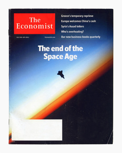 The End of the Space Age