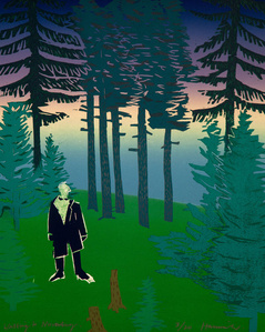 Walther in the Forest