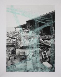 Photo-Print (Metropolitan Avenue, Brooklyn)