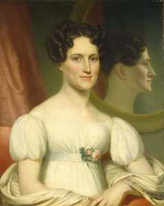 Mary Ellis Bell (Mrs. Isaac Bell)