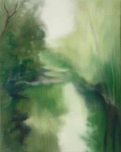 Spring Streams, Emerald
