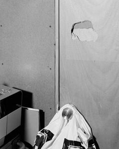 Untitled (Darkroom Door)
