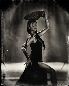 Talking Tintype: Rulan Tangen, Director, Dancing Earth, Contemporary Indigenous Dance Creations