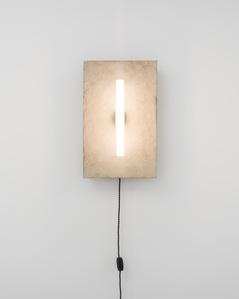 Stoned Wall Lamp