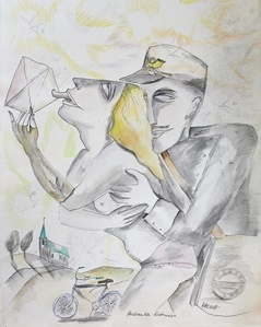 Postman's lover