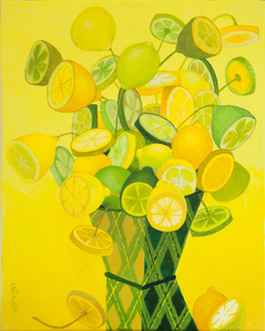 Lemony bouquet