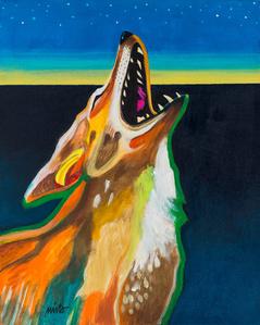 Coyote Dawn