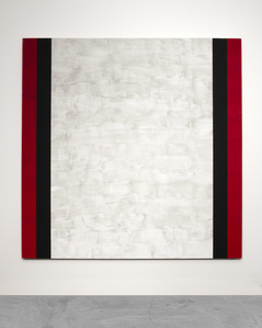 Untitled (Red, Black, White)