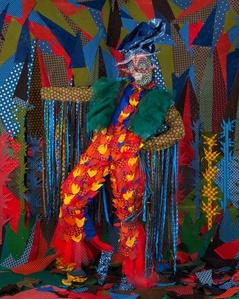 Les Etres D'Africadia III Jamezeena Bulloza