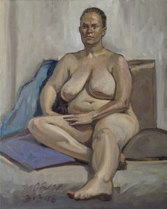 Untitled (Pearl Seated)
