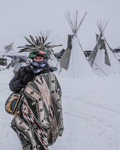 Standing Rock, 2016