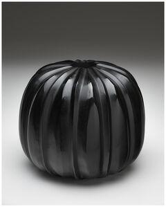 black carved