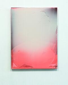 Kremer White on Pink and Hematite