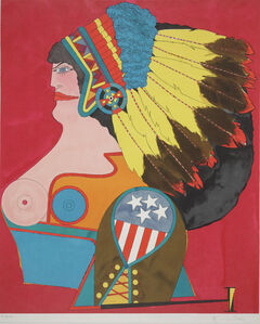 Miss American Indian from After Noon