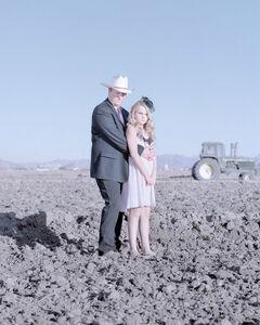 Kevin Rogers & Morgan Rogers, 12 years. Tucson, Arizona.