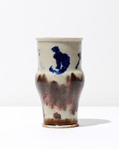 Feline Form Vase