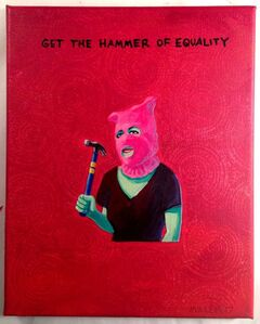 Get A Hammer of Equality