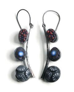 Pebble Earrings #267
