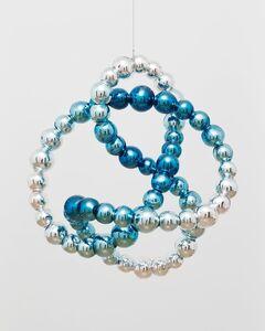 Noeud bleu miroir