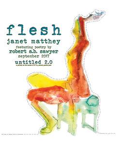 Exhibition Poster: FLESH