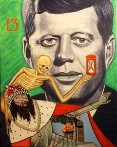Tarot - JFK as Death