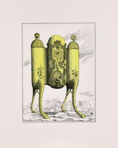 Tea Urn on Legs II