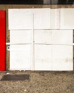 Sem título #6 - da série Mitigação sem impacto (Convite à pintura) [Untitled #6 - from the series Mitigation without impact (Invitation to painting)